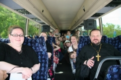 Паломническая поездка детской воскресной школы 15 мая 2010