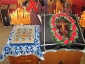 Чудотворная Курская-Коренная Икона Божией Матери.