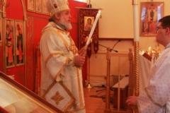 Богослужение на Фомино Воскресенье 01