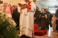 Богослужение на Фомино Воскресенье 03