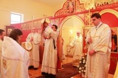 Богослужение на Фомино Воскресенье 11