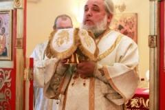 Богослужение на Фомино Воскресенье 12