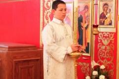 Богослужение на Фомино Воскресенье 14