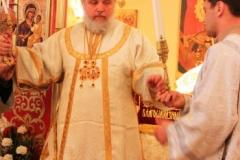 Богослужение на Фомино Воскресенье 15