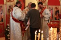 Богослужение на Фомино Воскресенье 20