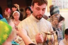 Богослужение на Фомино Воскресенье 24