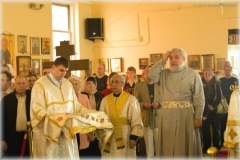 Богослужение на Фомино Воскресенье 04
