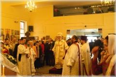 Богослужение на Фомино Воскресенье 07