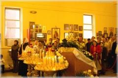 Богослужение на Фомино Воскресенье 08