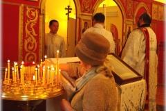 Богослужение на Фомино Воскресенье 09