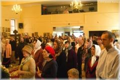 Богослужение на Фомино Воскресенье 21