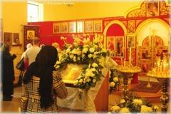 Богослужение на Фомино Воскресенье 23