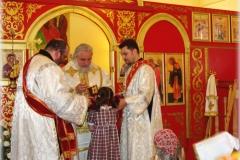 Богослужение на Фомино Воскресенье 26