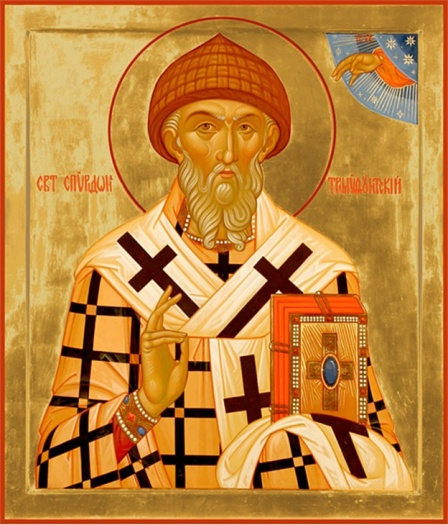 The-Icon-of-Saint-Spiridon-of-Trimythus