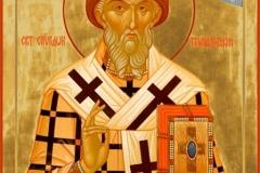 The-Icon-of-Saint-Spiridon-of-Trimythus