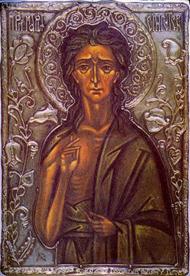 Преподобная Мария Египетская