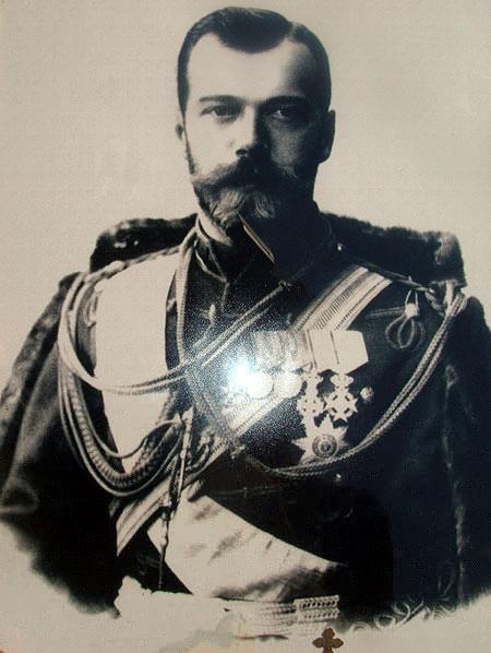 Царь-страстотерец Николай II