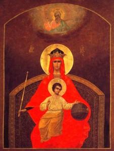 Акафист иконе Божией Матери «Державная»