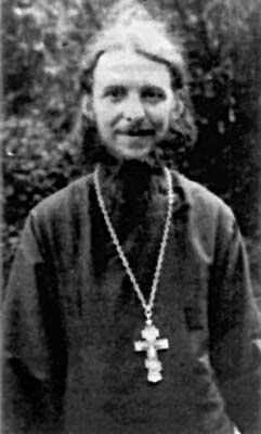 о.Иоанн Максимович
