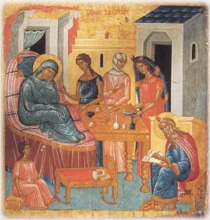 Рождество Честного Славного Пророка Крестителя Господня Иоанна