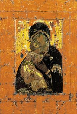 История иконы Божией Матери Владимирская