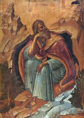 Великий пророк Божий Илия