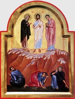 Преображение Господне, свет Фаворский в нашей жизни