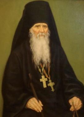 Амвросий Оптинский. портрет