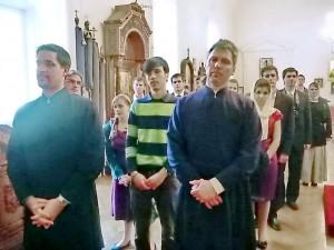 Молодежный симпозиум посвященный 90-летию Русской Зарубежной Церкви