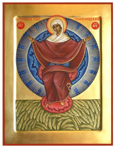 Богматерь Спорительница хлебов