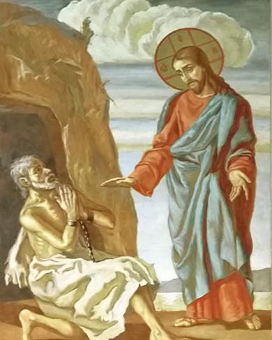 Картинки по запросу исцеление гадаринского бесноватого проповедь