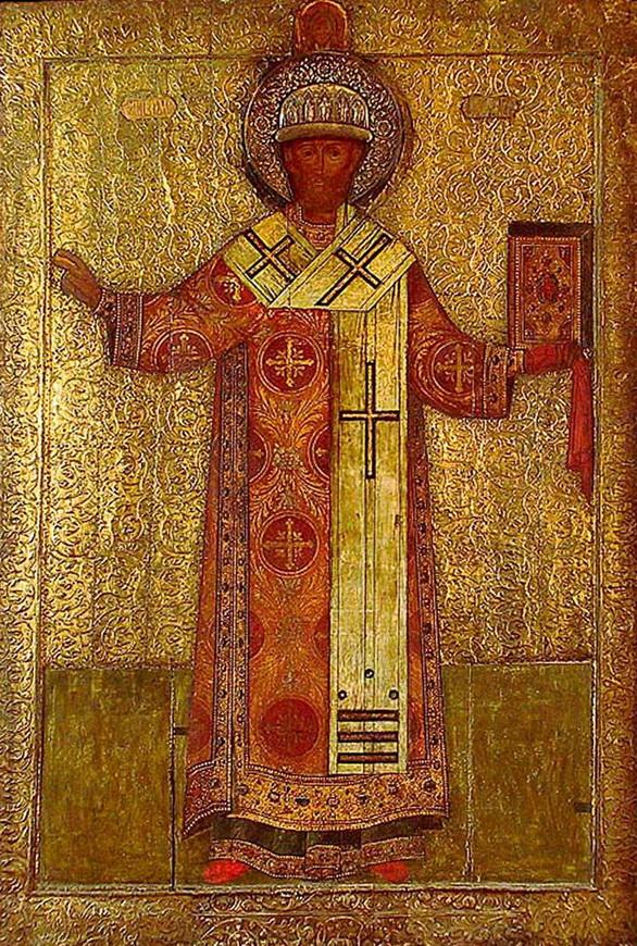 Святитель Филипп митрополит Московский и всея России чудотворец