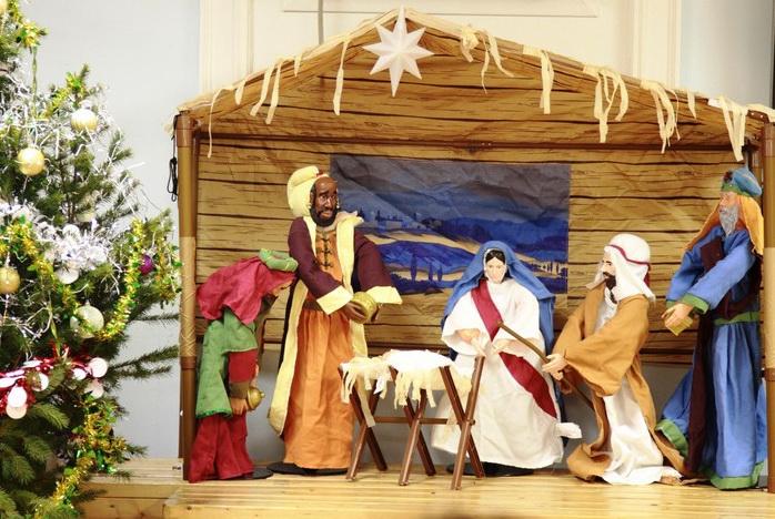 Праздник Рождества Христова, 2011