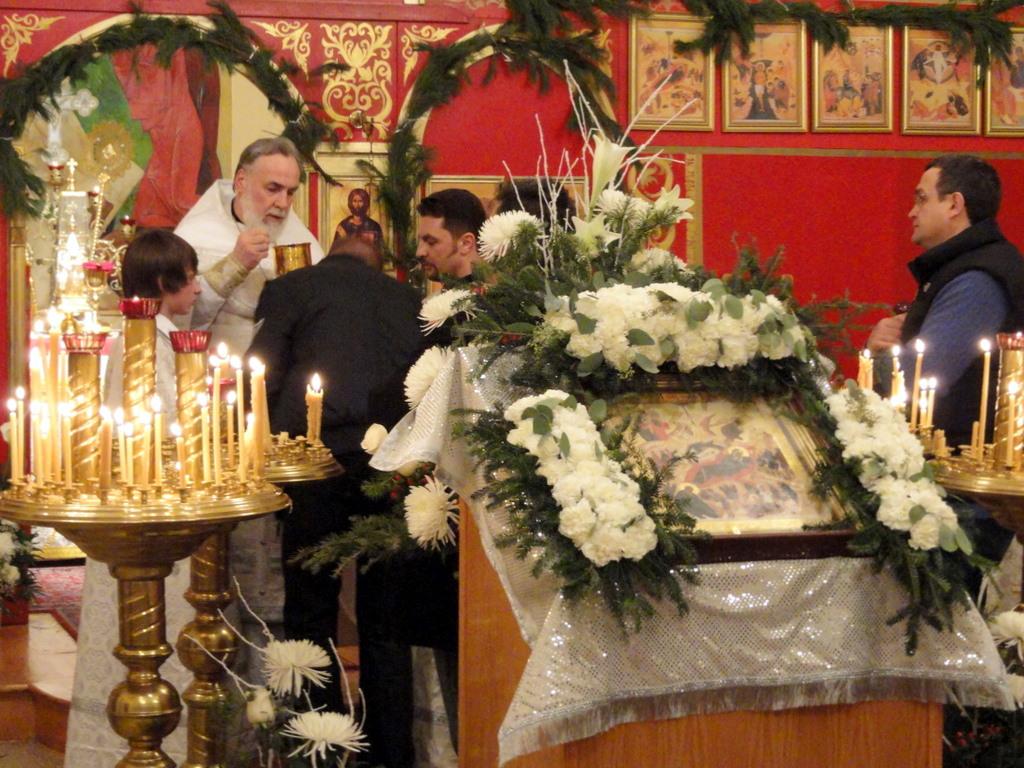 Праздничное Рождественское Богослужение