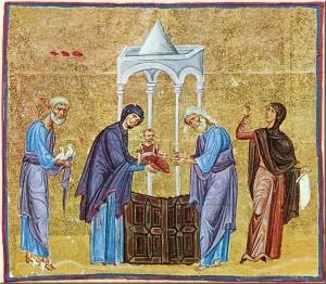Сретение Господне - это праздник встречи Бога с человеком