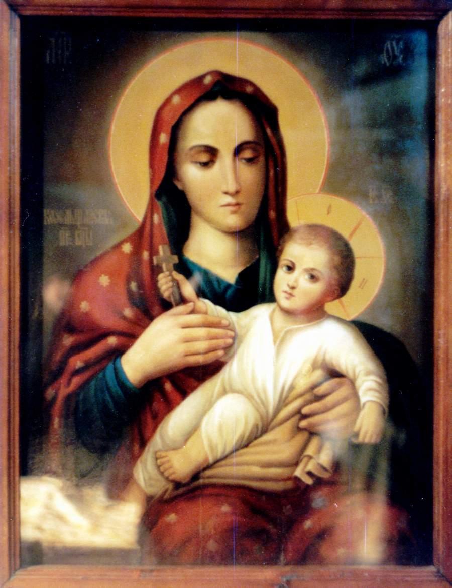 ... иконы Божией Матери Козельщанская: www.brooklyn-church.org/kozelshhanskaya-ikona-bozhiej-materi.html