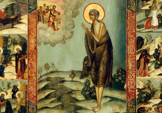 Мариино стояние - это стояние в покаянии