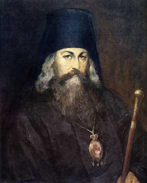 Святитель Игнатий (Брянчанинов), епископ Кавказский и Черноморский