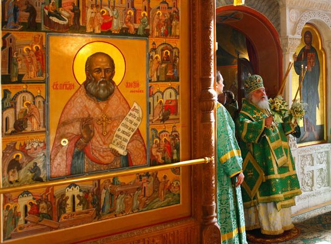 Старец в миру. Святой праведный Алексей Мечев