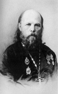 Святой праведный Алексий Московский (Мечёв)