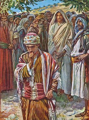 Не просто войти богатому в Царствие Небесное...