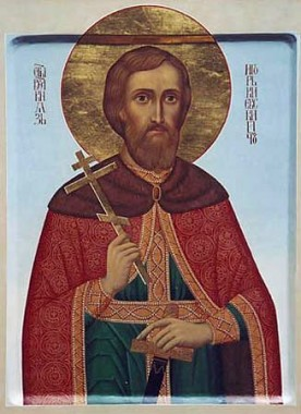 Благоверный великий князь Игорь Ольгович Черниговский и Киевский