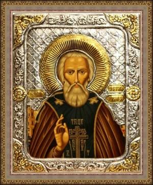 Преподобный Сергий игумен Радонежский Чудотворец