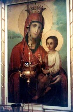 Акафист Пресвятой Богородице перед Ея иконой Скоропослушница