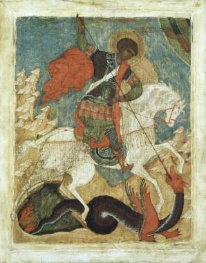 Великомученик Георгиий Победоносец