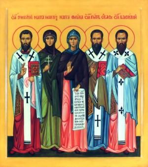 Семья святителя Василия Великого