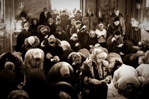 Чтение канона Андрея Критского