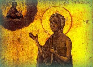 Слово митрополита Антония Сурожского о преподобной Марии Египетской