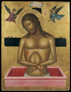 Христос во гробе