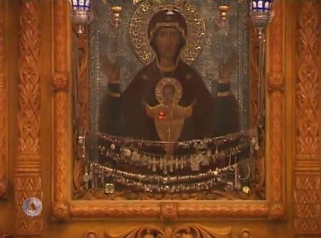 Серпуховский Высоцкий монастырь. Неупиваемая чаша
